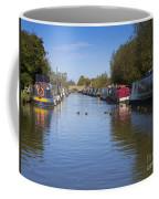 Narrowboats Coffee Mug