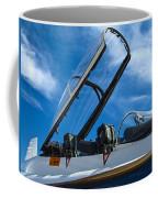Nasa F-18 Coffee Mug