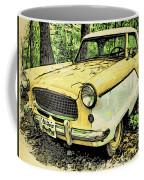 Nash Metropolitan Coffee Mug