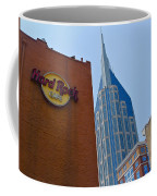 Nashville Downtown Coffee Mug