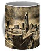 Nashville Grunge Coffee Mug