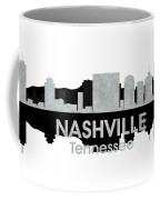 Nashville Tn 4 Coffee Mug by Angelina Vick