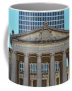 Nashville War Memorial Auditorium Coffee Mug