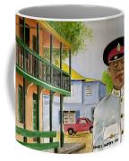 Nassau Bahamas Policeman Coffee Mug