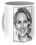 Natalie Portman In 2011 Coffee Mug