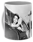 Natalie Wood At A Drive-in Coffee Mug