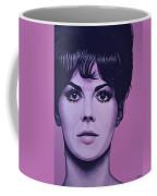 Natalie Wood Coffee Mug by Paul Meijering