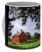 Nathan Hale Homestead Coventry Connecticut Coffee Mug