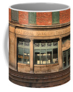 National Bank Of Thurmond Coffee Mug