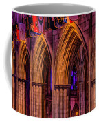 National Cathedral Arches Coffee Mug