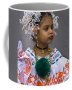 National Costume Of Panama Coffee Mug