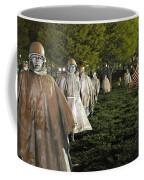 National Korean War Memorial  Coffee Mug