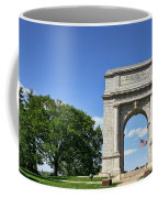 National Memorial Arch At Valley Forge Coffee Mug
