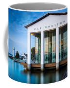 National Naval Museum Coffee Mug