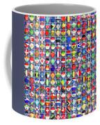 Nations United Coffee Mug
