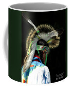 Native American Boy Coffee Mug