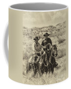 Native American Cowboys Coffee Mug