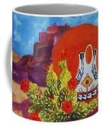 Native American Wedding Vase And Cactus Coffee Mug