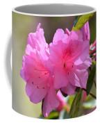 Native Roseshell Azalea Coffee Mug
