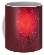 Native Sun Original Painting Coffee Mug