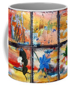 native Texas wildflowers B Coffee Mug by Michael Dillon