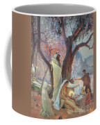 Nativity Coffee Mug by Frederic Montenard