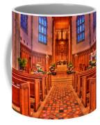 Nativity Of Our Lord Church Coffee Mug