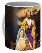 Christmas Nativity Scene Coffee Mug