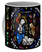 Nativity With Shepherds Coffee Mug