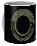 Natuical - Brass Porthole Coffee Mug