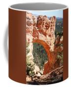 Natural Bridge  Bryce Canyon Coffee Mug
