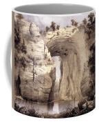 Natural Bridge, Rockbridge County Coffee Mug