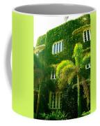 Natural Ivy House Coffee Mug