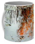Natural Paint Daubs Coffee Mug