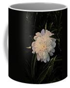 Natural Peony Coffee Mug
