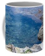 Natural Pool Of Seawater Coffee Mug