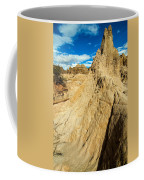 Natural Stone Pillar Coffee Mug