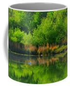 Naturally Reflected Coffee Mug