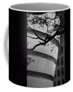 Nature And Architecture In Black And White Coffee Mug