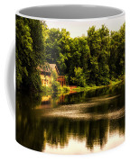 Nature Center Salt Creek In August Coffee Mug