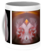 Nature In Abstract Camellia Coffee Mug