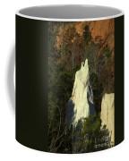 Nature Perfect Carving Coffee Mug