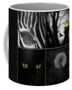 Nature Squares - Collage Coffee Mug