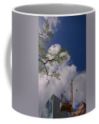 Nature Vs Industry  Coffee Mug