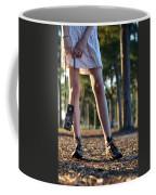 Nature Walk Coffee Mug by Laura Fasulo