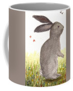Nature Wild Rabbit Coffee Mug