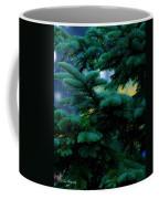 Nature's Christmas Tree Coffee Mug