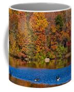 Natures Colorful Autumn Coffee Mug