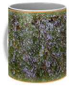 Natures Crystals Coffee Mug