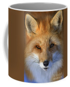 Nature's Eyes Coffee Mug
